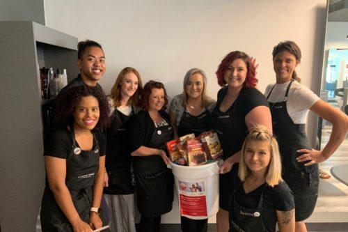 Fantastic Sams Donation group image