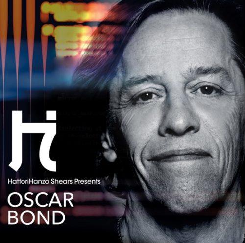 oscar bond from hattorihanzo shears