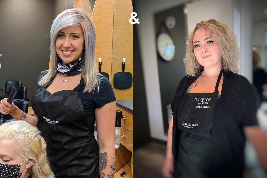 Featured Stylists of the Month July 2020
