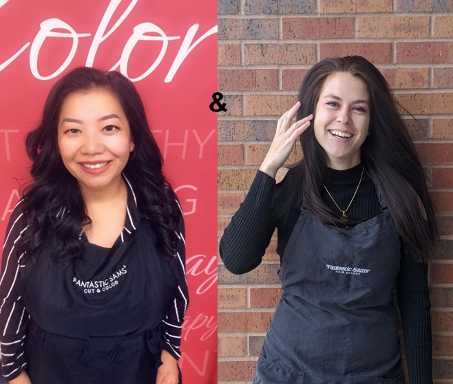 Featured Stylists of the Month Sept 2020